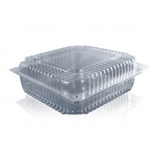 Одноразовая упаковка для пирожных и тортов ПС-55 на 3300 мл, 110 шт/уп