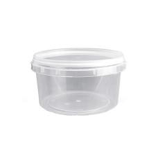 Одноразовая герметичная упаковка для первых блюд Банка - 500 мл