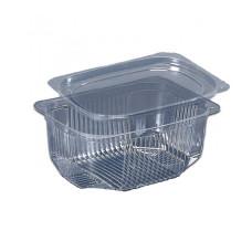 Упаковка для салата одноразовая ПС-140 на 1000 мл, 600 шт/уп