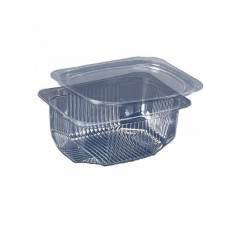 Упаковка для салата одноразовая ПС-141 на 750 мл, 600 шт/уп