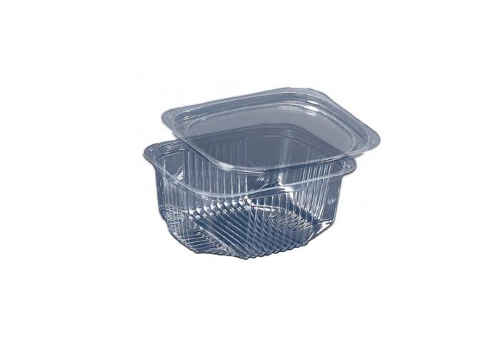 Упаковка для салата одноразовая ПС-170 500 мл