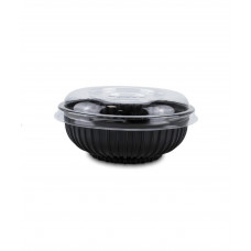 Упаковка для салата ПС-210дч одноразовая 750 мл, 500 шт/уп