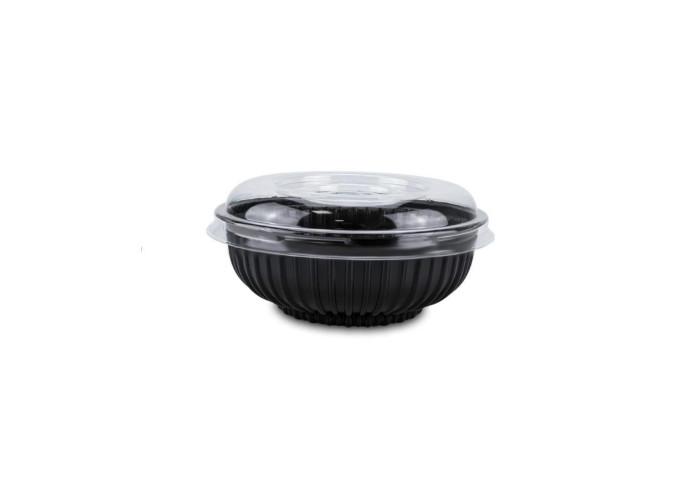 Одноразовый пластиковый салатник ПС-210 дч