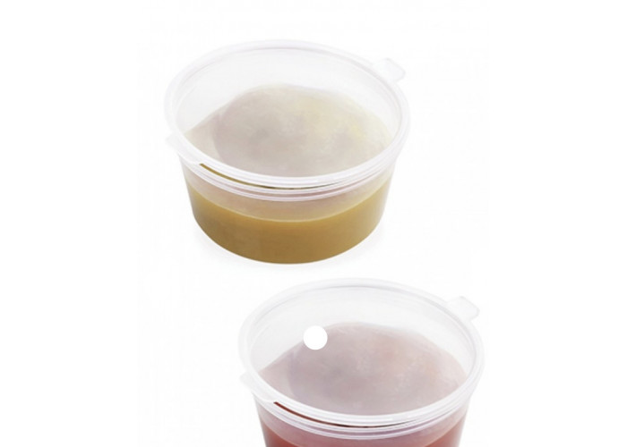 Одноразовая упаковка для соусов герметичная ПП-10 мл, 80 шт/уп