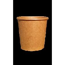 Крафтовый одноразовый стакан CRAFT 110 мл 50 шт/уп
