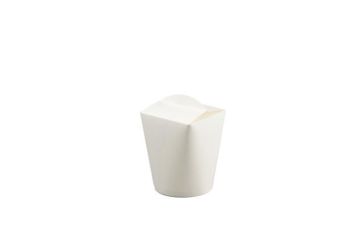 Одноразовая картонная упаковка для лапши WOK 500 мл, 50 шт/уп