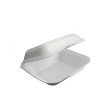 Одноразовая упаковка ланч-бокс HP-9 (185х155х70), 250 шт/уп