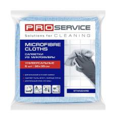 Салфетка микрофибра PROservice 35*35