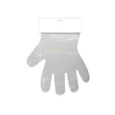 Полиэтиленовые перчатки на планшете 100 шт