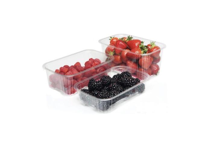 Одноразовая упаковка для ягод, овощей, фруктов, грибов ПП-702, 900 шт/уп