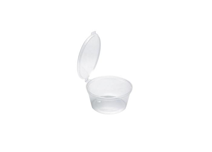 Одноразовая упаковка для соусов герметичная ПП-80 мл, 80 шт/уп
