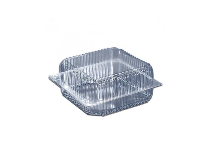Одноразовая упаковка для пирожных и тортов ПС-56 на 4300 мл, 110 шт/уп