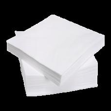 Банкетная салфетка белая 33*33 мм 1/4 сложения 200 шт/уп