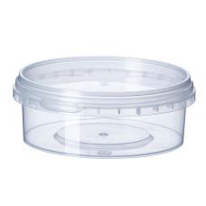 Банка прозрачная Vital Plast для пищевых продуктов 150 мл, 700 шт/уп