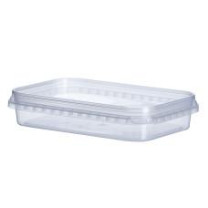 Судок прозрачный Vital Plast для пищевых продуктов 200 мл, 400 шт/уп